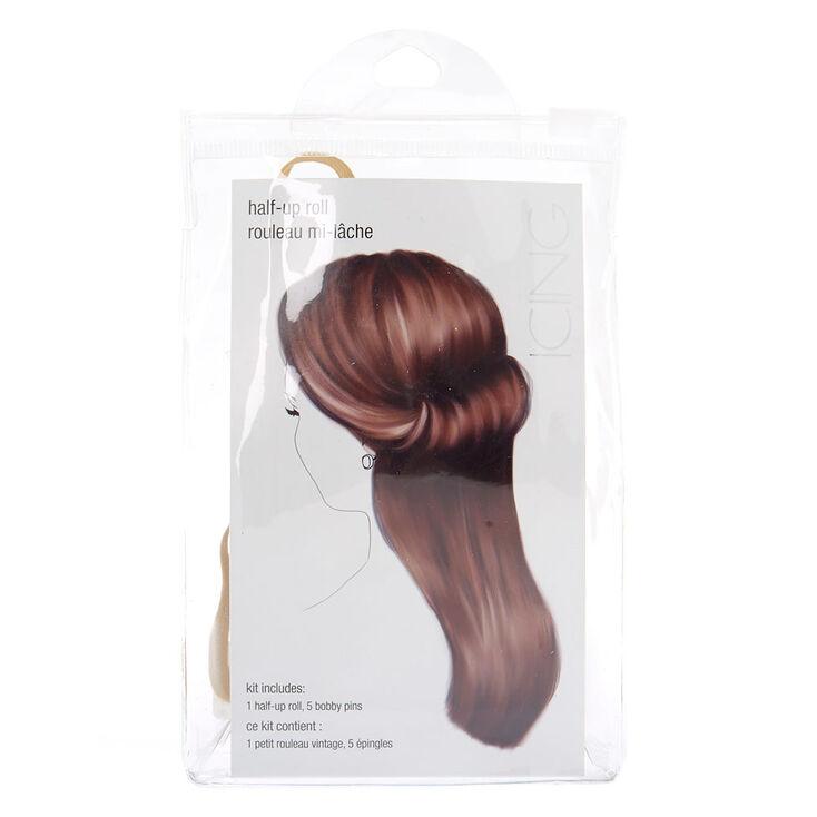 Half-Up Roll Hair Tools Kit,