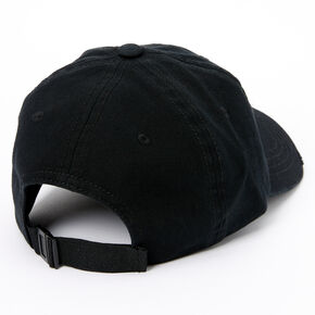 100% That Witch Baseball Cap - Black,
