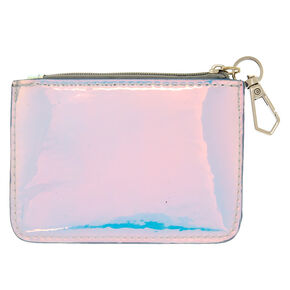 #SPENT Holographic Coin Purse,