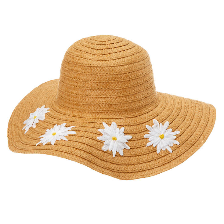 Daisies Floppy Sun Hat,