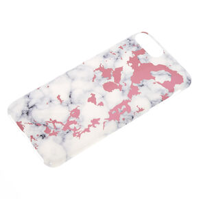 Rose Gold Marble Phone Case - Fits iPhone 6/7/8 Plus,