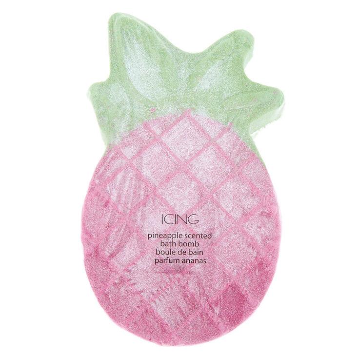 Pineapple Bath Bomb - Pink,