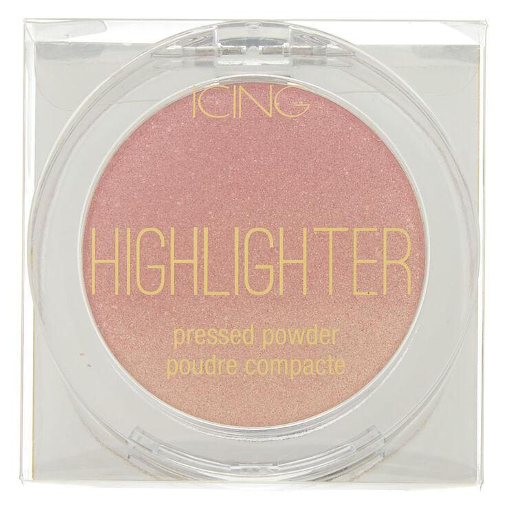 Ombre Shimmer Highlighter - Rose Gold,