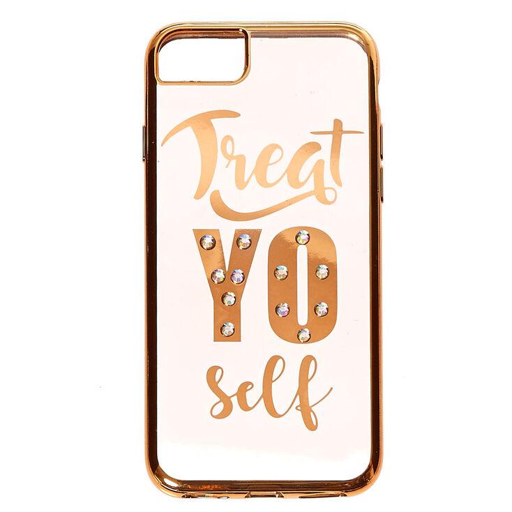 Treat Yo Self Phone Case - Fits iPhone 6/7/8,
