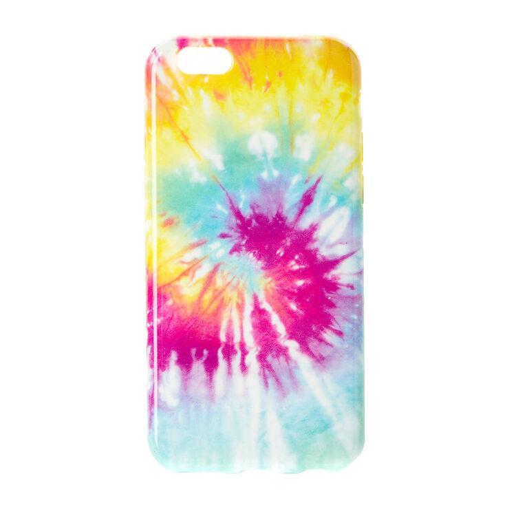 Rainbow Tie Dye Phone Case - Fits iPhone 6/7/8 Plus,
