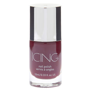 Solid Nail Polish - Mulberry,