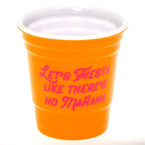 Lets Fiesta Shot Glass,
