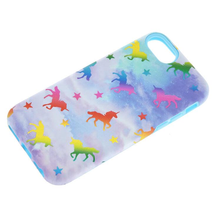 Unicorn Sky Protective Phone Case - Fits iPhone 6/7/8,