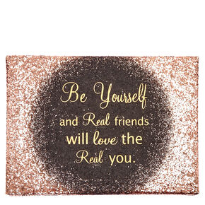 Be Yourself Wall Art,
