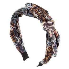 Stained Glass Bandana Headband,