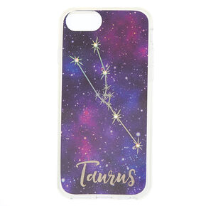 Taurus Zodiac Phone Case - Fits iPhone 6/7/8 Plus,