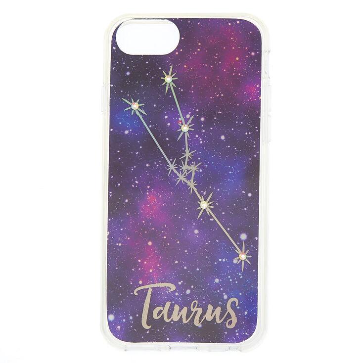 Taurus Zodiac Phone Case - Fits iPhone 6/7/8 Plus,