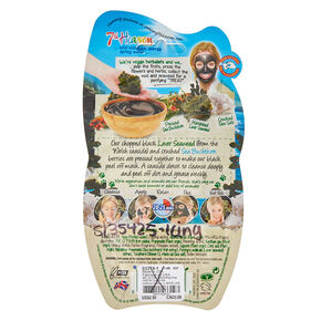 7th Heaven Black Seaweed Peel-Off Mask,