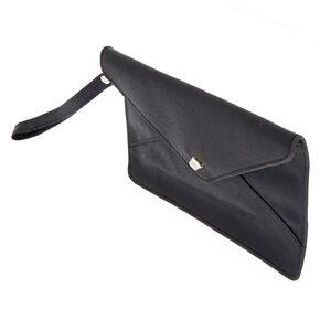 Envelope Wristlet Pouch - Black,