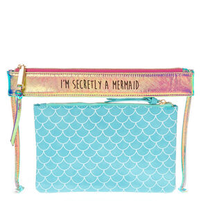 Secretly A Mermaid Pouch Set,