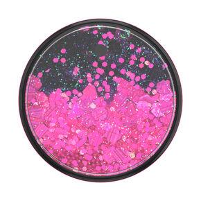 PopSockets PopGrip - Tidepool Neon Pink,