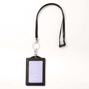 Skaker Sequin Lanyard - Black,