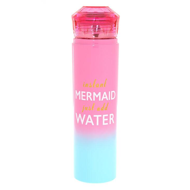 Instant Mermaid Ombre Water Bottle - Pink,