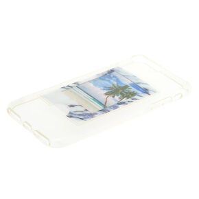 Instax Mini Marble Pocket Phone Case,
