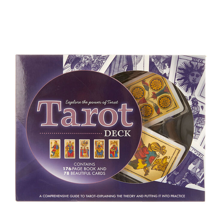 Tarot Card Deck,