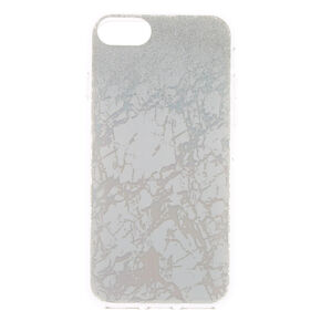 Holographic Glitter Marble Phone Case - Fits iPhone 6/7/8/SE,