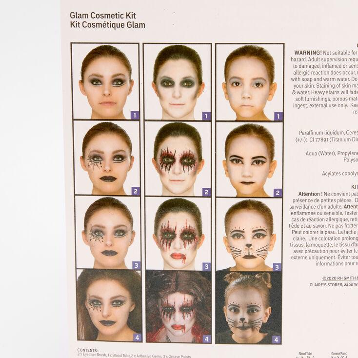 Glam Cosmetic Kit,
