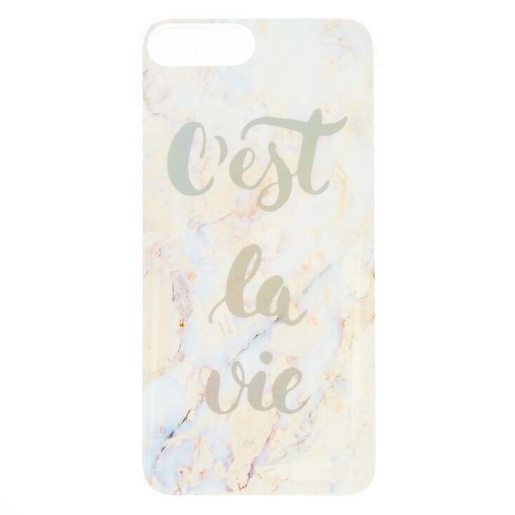 C'est La Vie Phone Case,
