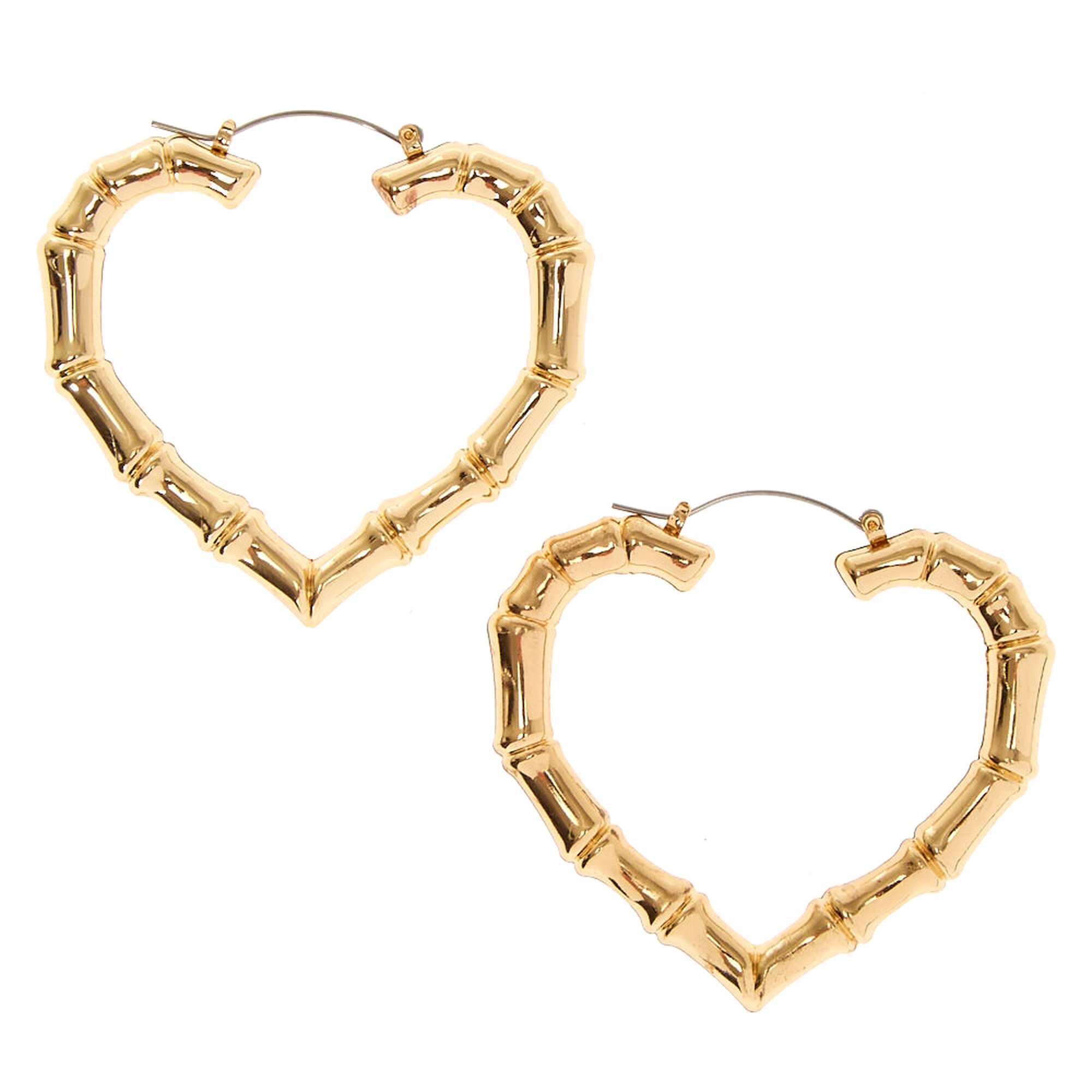 petite main earrings products pave diamonds with heart pdp women