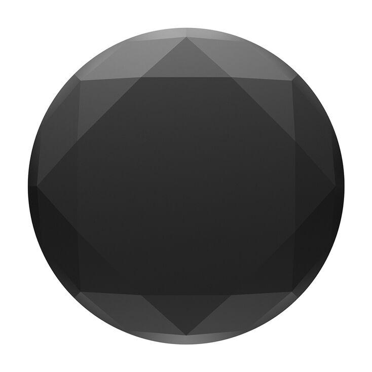 PopSockets Swappable PopGrip - Black Diamond,