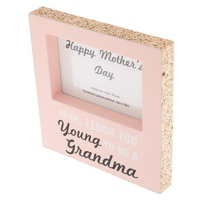 Young Grandma Photo Frame,