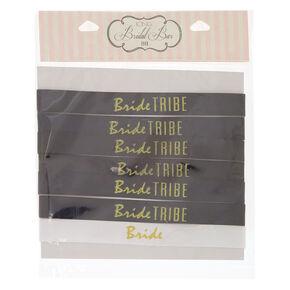 6-Pack Bachelorette Choker Necklaces,