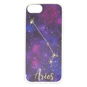 Aries Zodiac Phone Case - Fits iPhone 6/7/8 Plus,