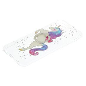 Unicorn Ring Holder Phone Case,