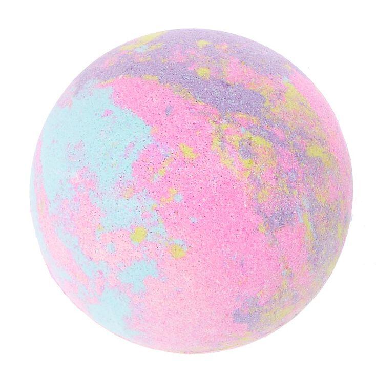 Citrus Breeze Pastel Round Bath Bomb,
