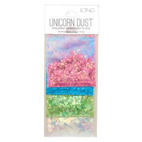 Bright Unicorn Dust Body Glitter - 4 Pack,
