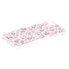 Swarovski® Crystal Floral Phone Case - Fits iPhone 6/7/8,