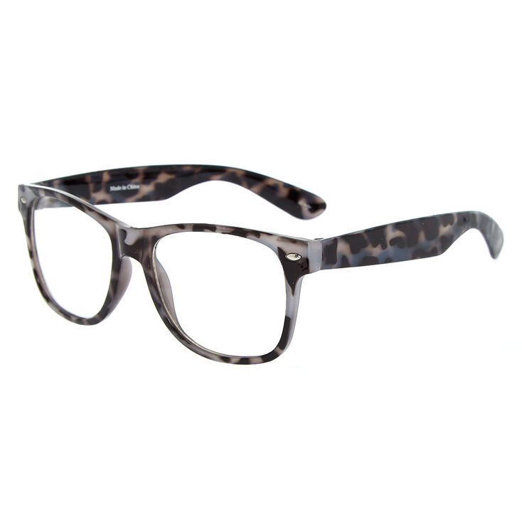 Tortoiseshell Frames - Gray,