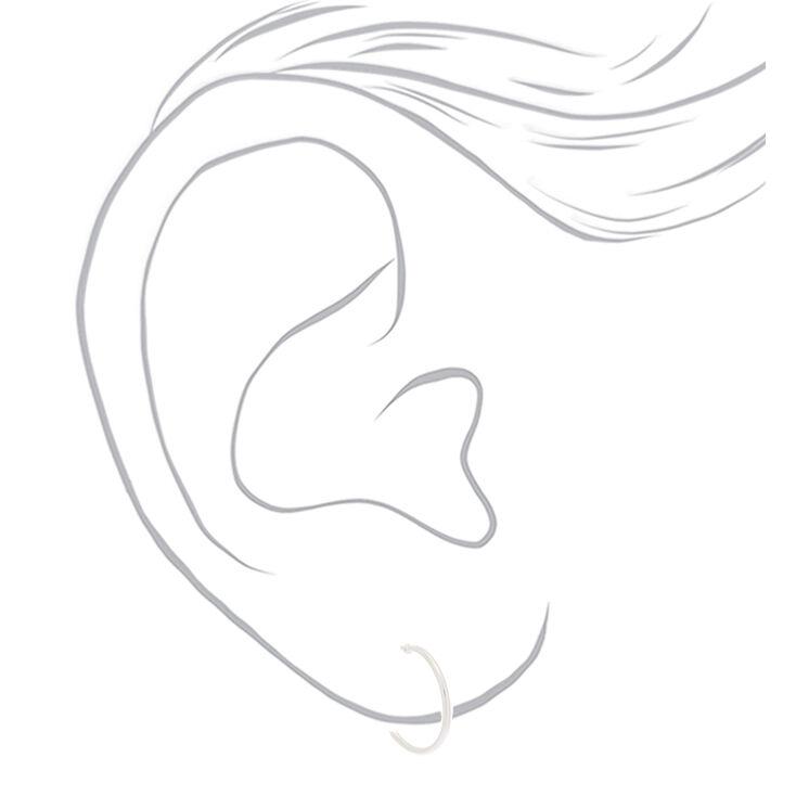 Mixed Metal Celestial Earrings - 9 Pack,