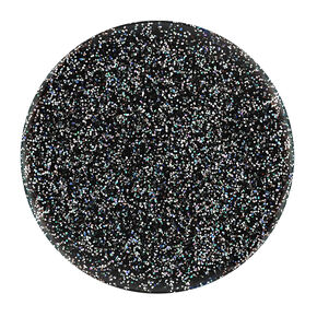 Glitter Black PopGrip PopSocket,