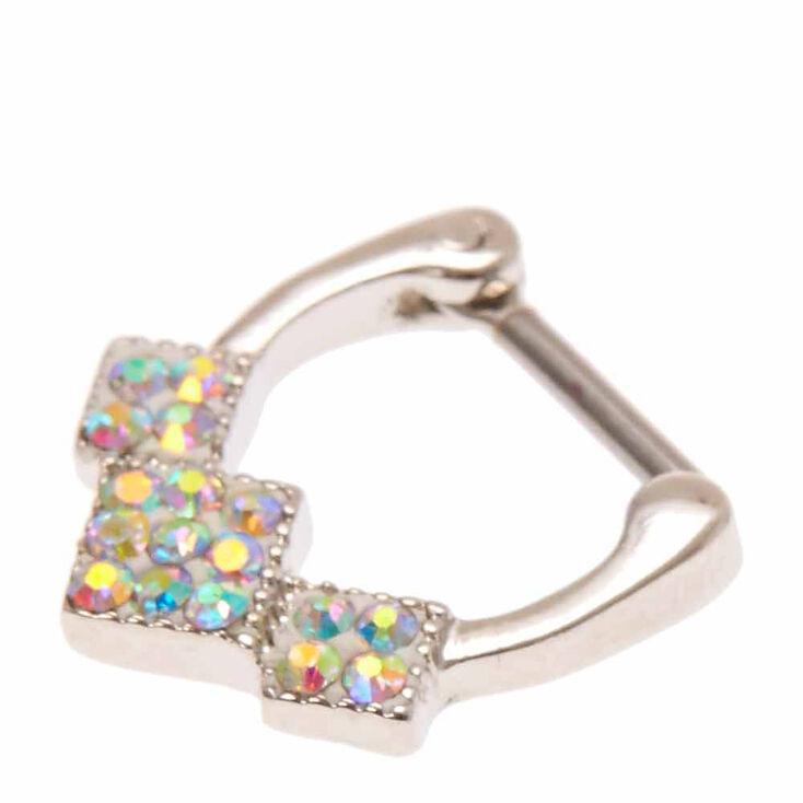 Disco Ball Septum Ring,