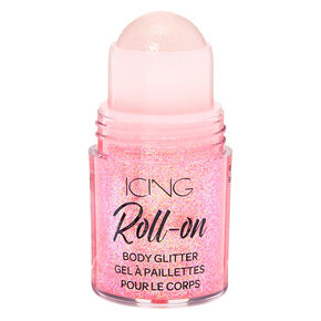 Roll On Body Glitter - Pink,