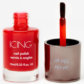 Gel-Like Nail Polish - Orange,