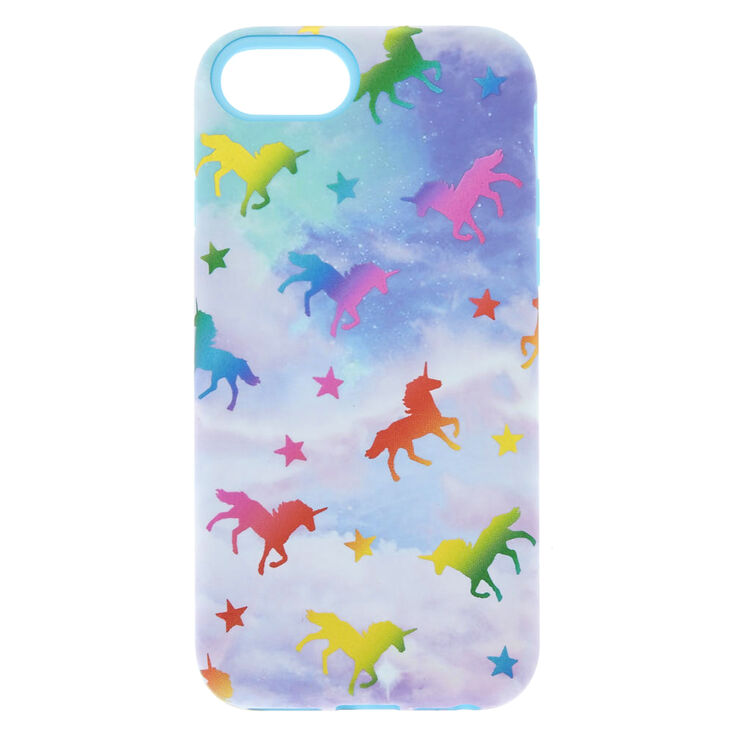 Unicorn Sky Protective Phone Case,