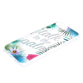 Talk To The Palm Phone Case,