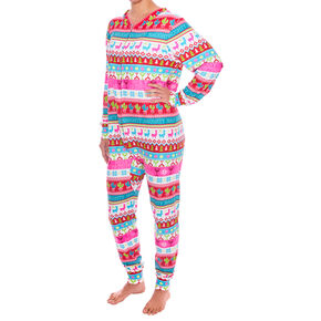 Ugly Sweater One-Piece Pajamas,