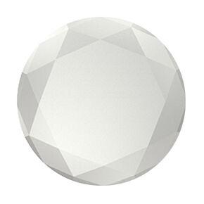 Silver Metallic Diamond PopSocket,