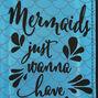 Mermaid Wristlet,