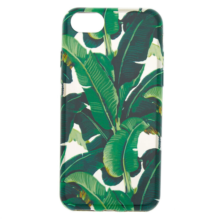 Tropical Leaf Phone Case - Fits iPhone 6/7/8/SE,