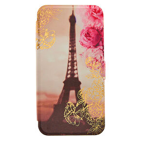 Paris Folio Phone Case - Fits Iphone XR,