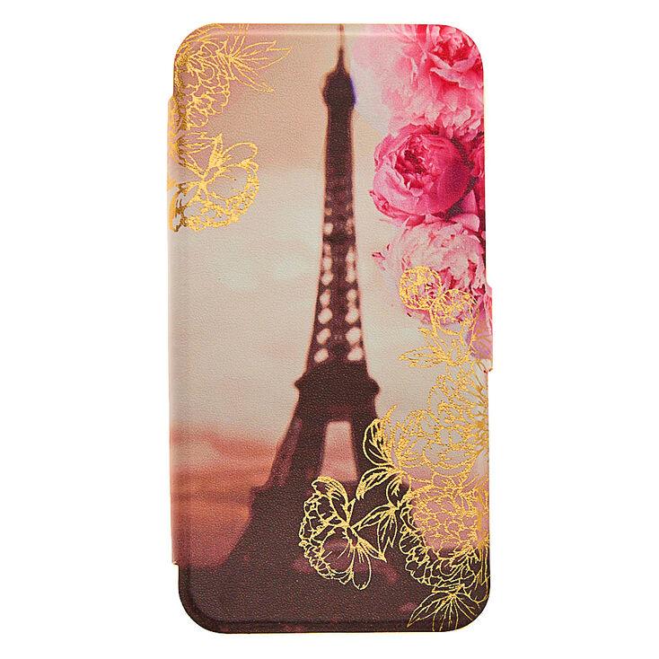 Paris Folio Phone Case - Fits Iphone XR,
